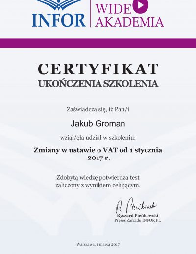 Certyfikat-Zmiany-w-ustawie-o-VAT-od-1-stycznia-2017-r.