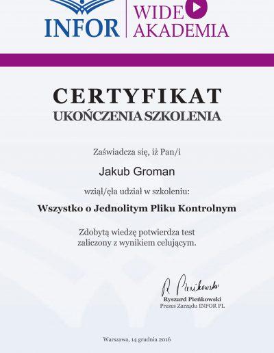 Certyfikat-JPK