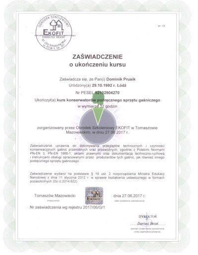 Certyfikat-konserwator-gaśnic